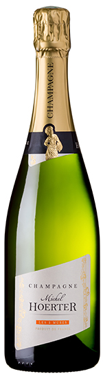 Champagne les 3 muses brut