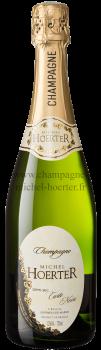 Champagne michel hoerter Demi Sec Carte Noire
