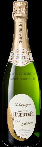 Champagne michel hoerter millesime brut
