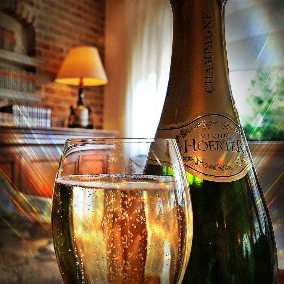 Champagne michel hoerter tradition brut le prieure