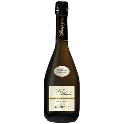 Intuition Blanche - 100 % Chardonnay - Millésime
